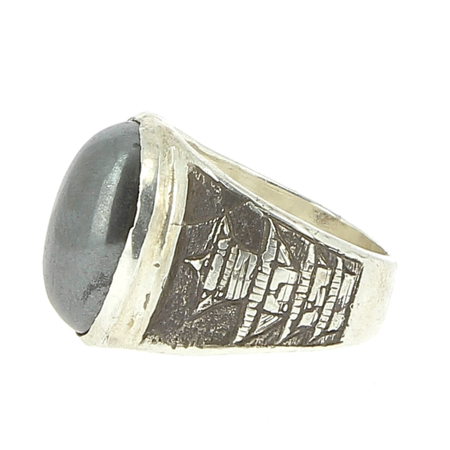 Bague Pagode - Alberto Gallinari - Bagues pour homme - Mad Lords