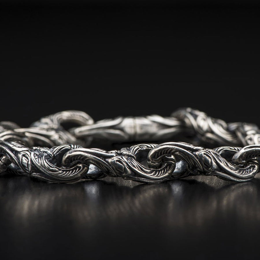 Bracelet Escher - William Henry - Bracelets pour homme - Mad Lords