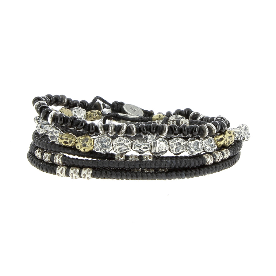 Silver Stack - M Cohen - Bracelets pour homme - Mad Lords