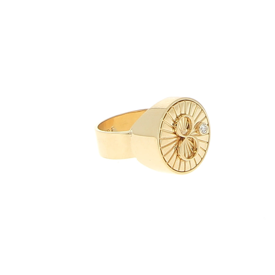 Bague Karma - Foundrae - Bagues pour femme - Mad Lords
