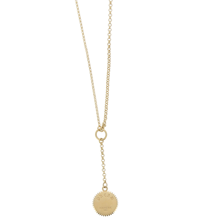 Collier Dream Or - Foundrae - Colliers pour femme - Mad Lords