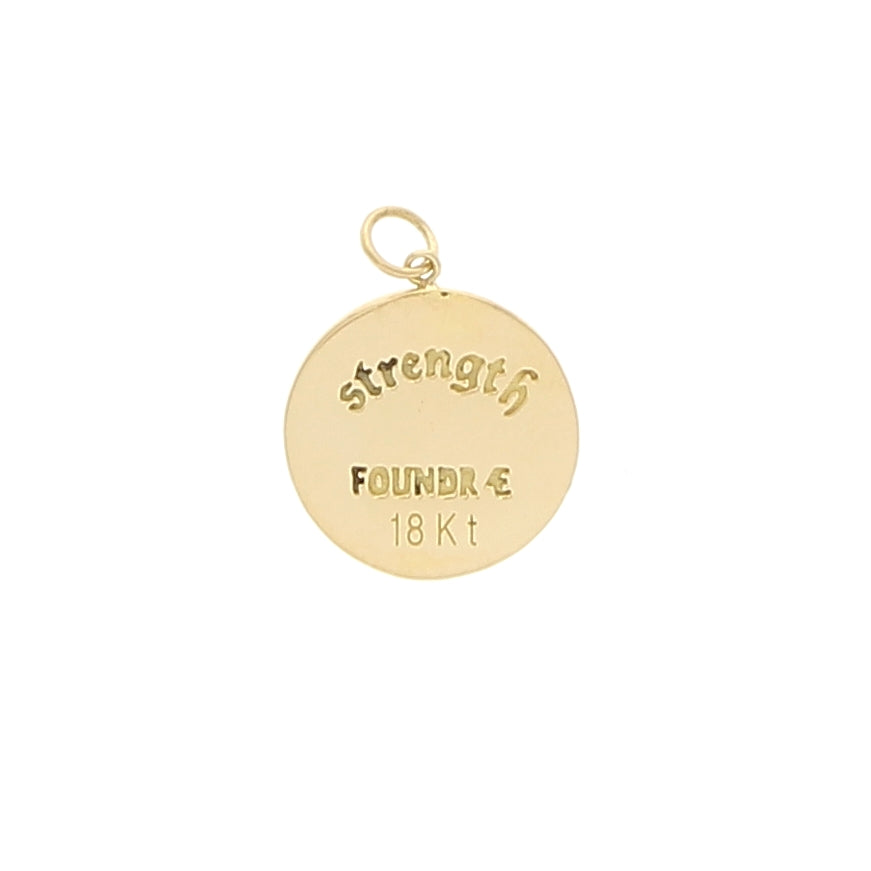 Pendentif Strength - Foundrae - Colliers pour femme - Mad Lords