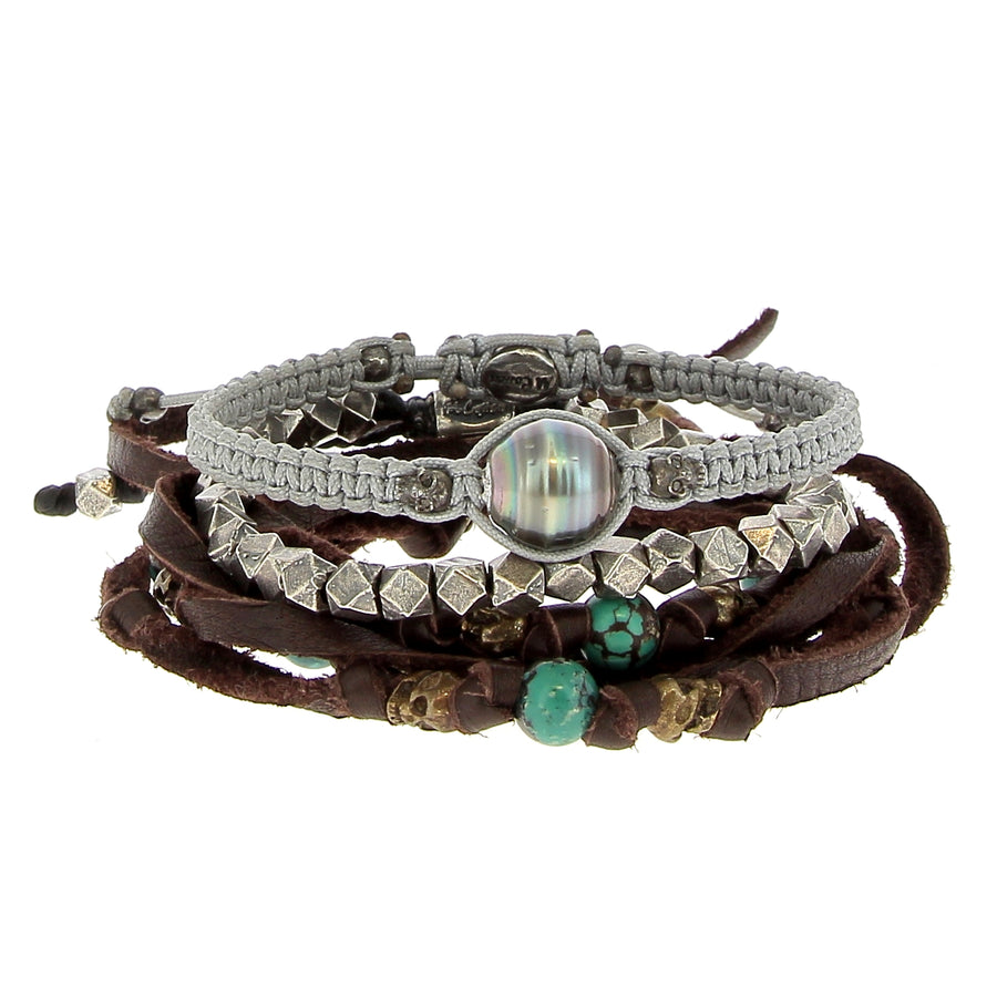 The Pacific Stack - M Cohen - Bracelets pour homme - Mad Lords