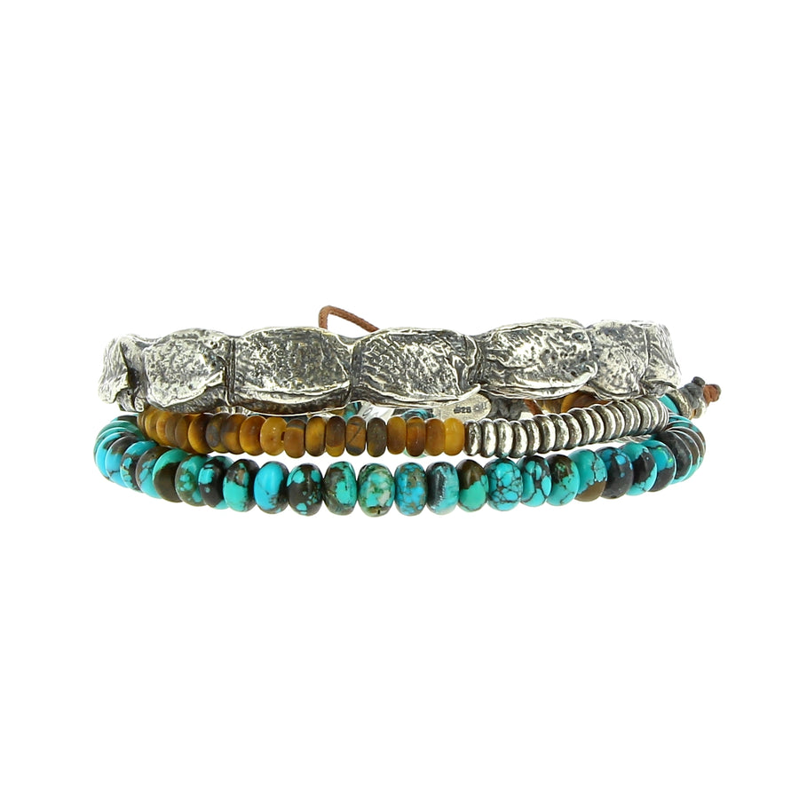 The Summer Stack - M Cohen - Bracelets pour homme - Mad Lords