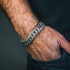 Bracelet Pasha Rubis - William Henry - Bracelets pour homme - Mad Lords
