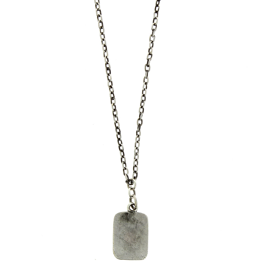 Collier Shakudo Tag - Henson - Colliers pour homme - Mad Lords