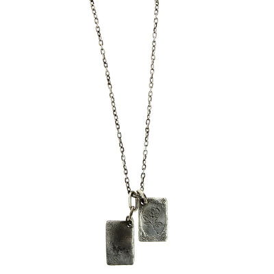 Collier Rose Tag - Henson - Colliers pour homme - Mad Lords