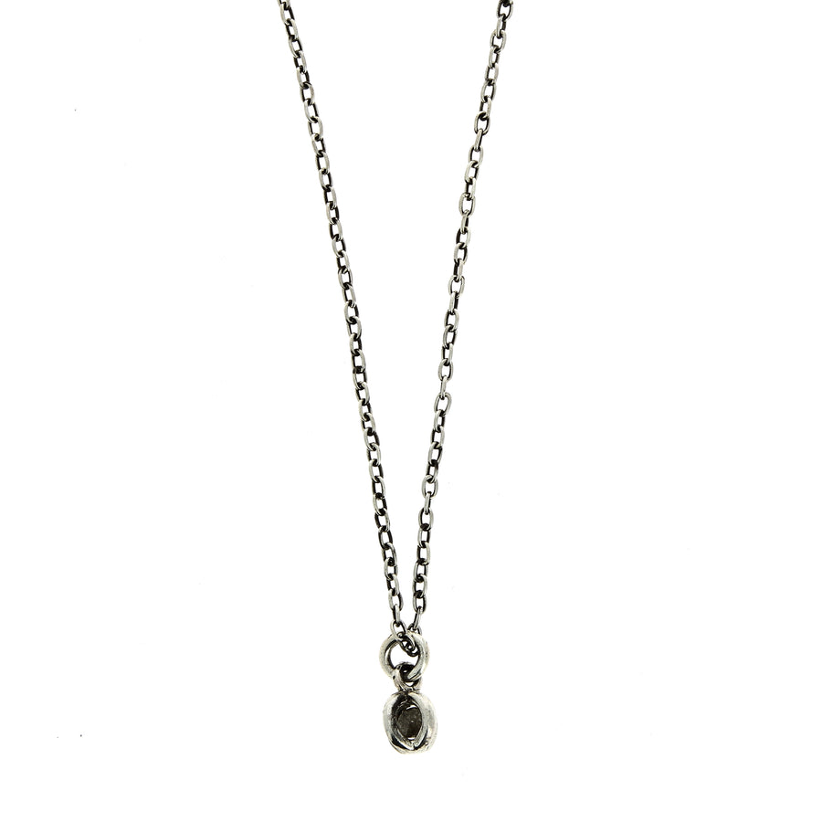Collier Raw Diamond Cage - Henson - Colliers pour homme - Mad Lords