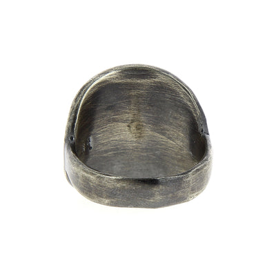 Bague Saint Nicolas Diamants - Bagues pour homme - Rusty Thought - Mad Lords