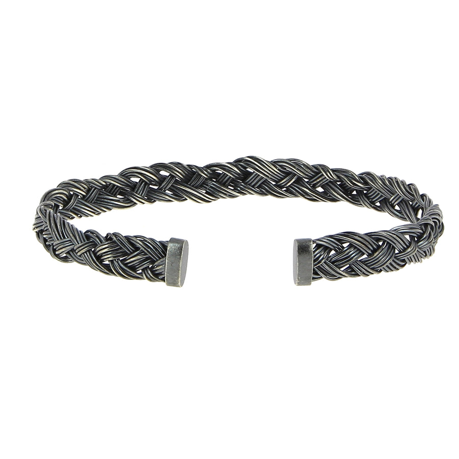 Bracelet Tressé Xlarge - Rusty Thought - Bracelets pour homme - Mad Lords