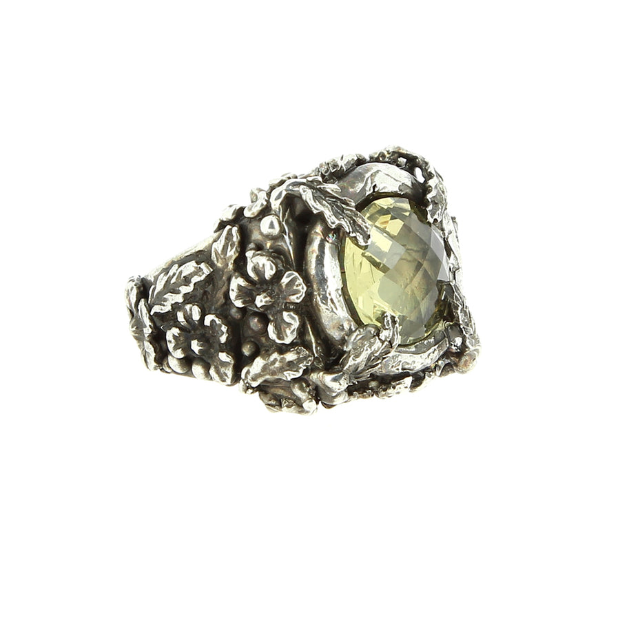 Bague Foliage - Alberto Gallinari - Bagues pour homme - Mad Lords