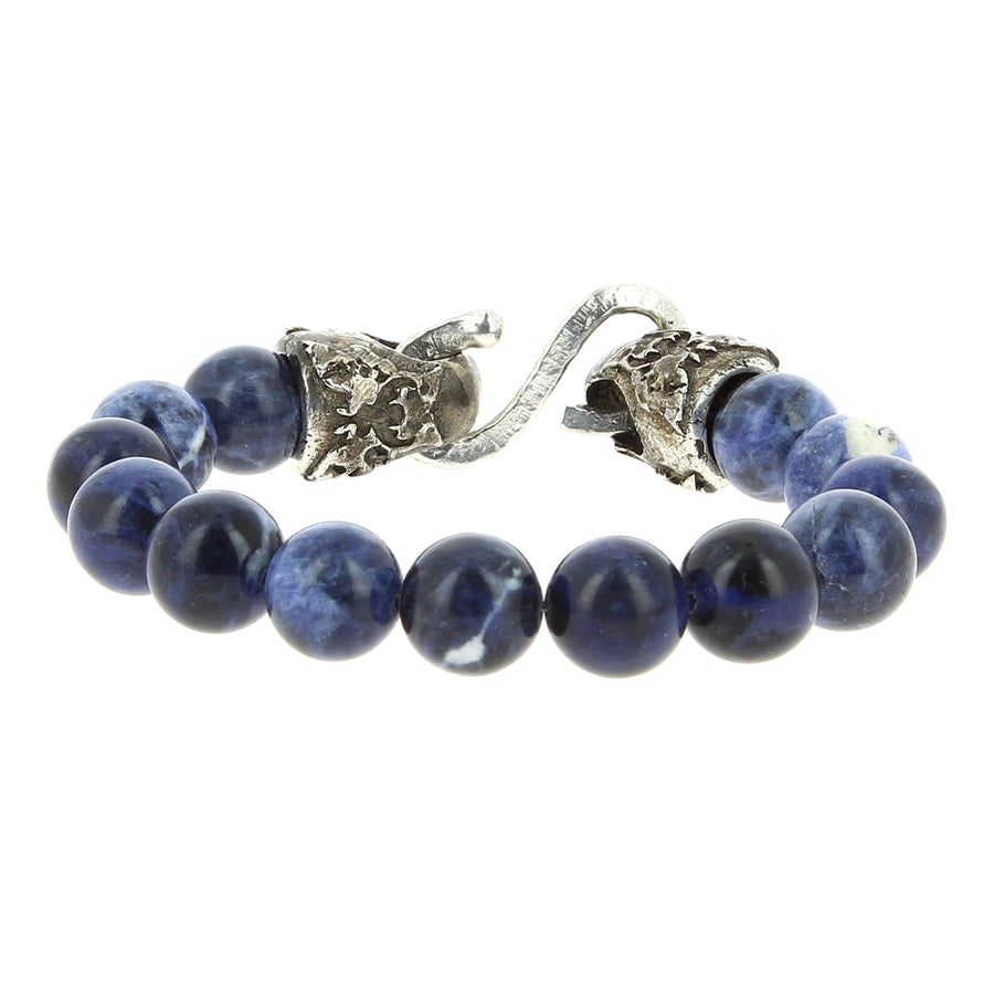 Bracelet Bluebeads - Alberto Gallinari - Bracelets pour homme - Mad Lords