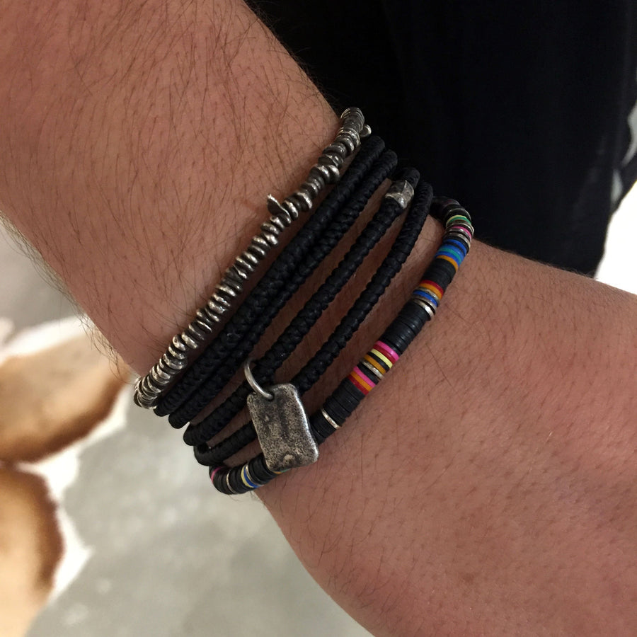 Stack Shady - M Cohen - Bracelets pour homme - Mad Lords