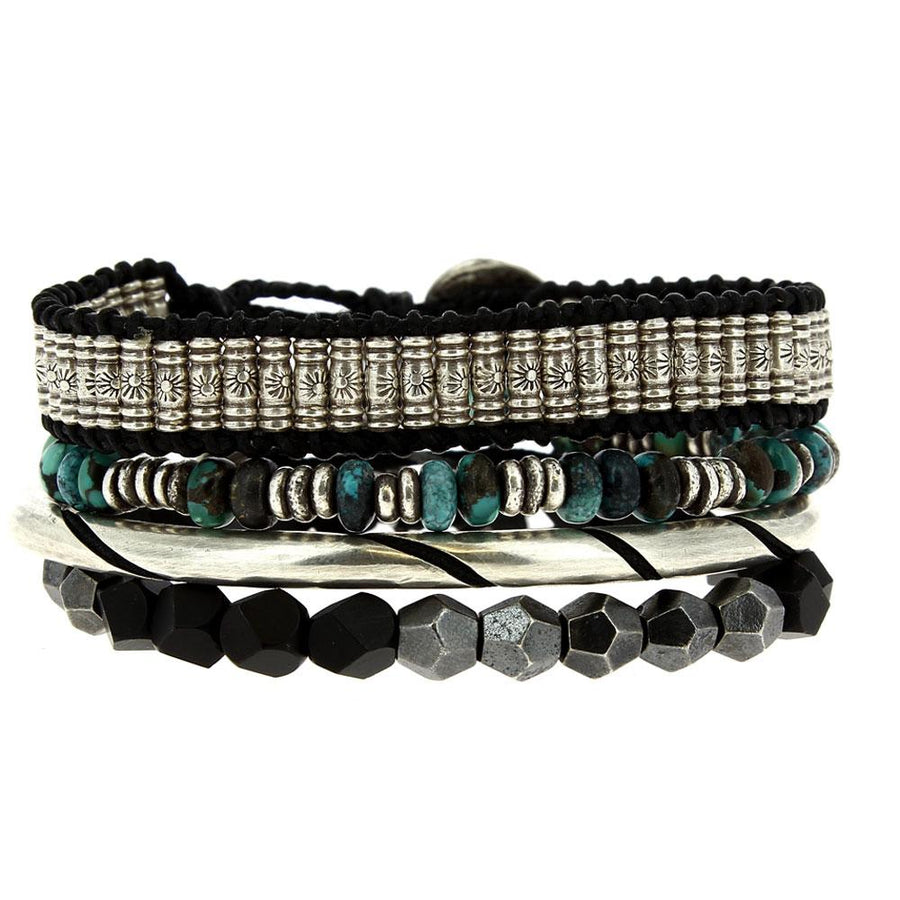 Stack New York - M Cohen - Bracelets pour homme - Mad Lords