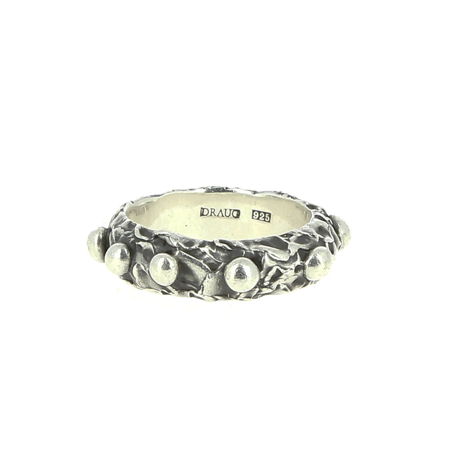 Bague Rosary - Bagues pour homme - Draug - Mad Lords