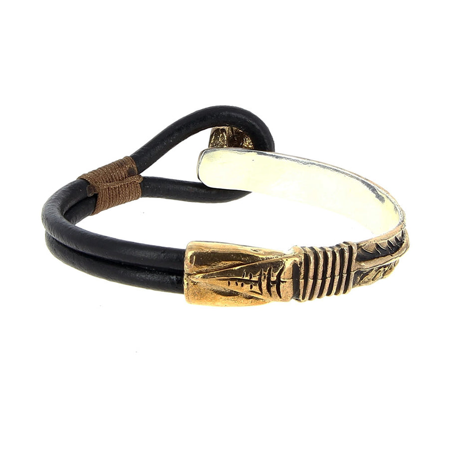 Bracelet Feather - Emre Osmanlar - Bracelets pour homme - Mad Lords