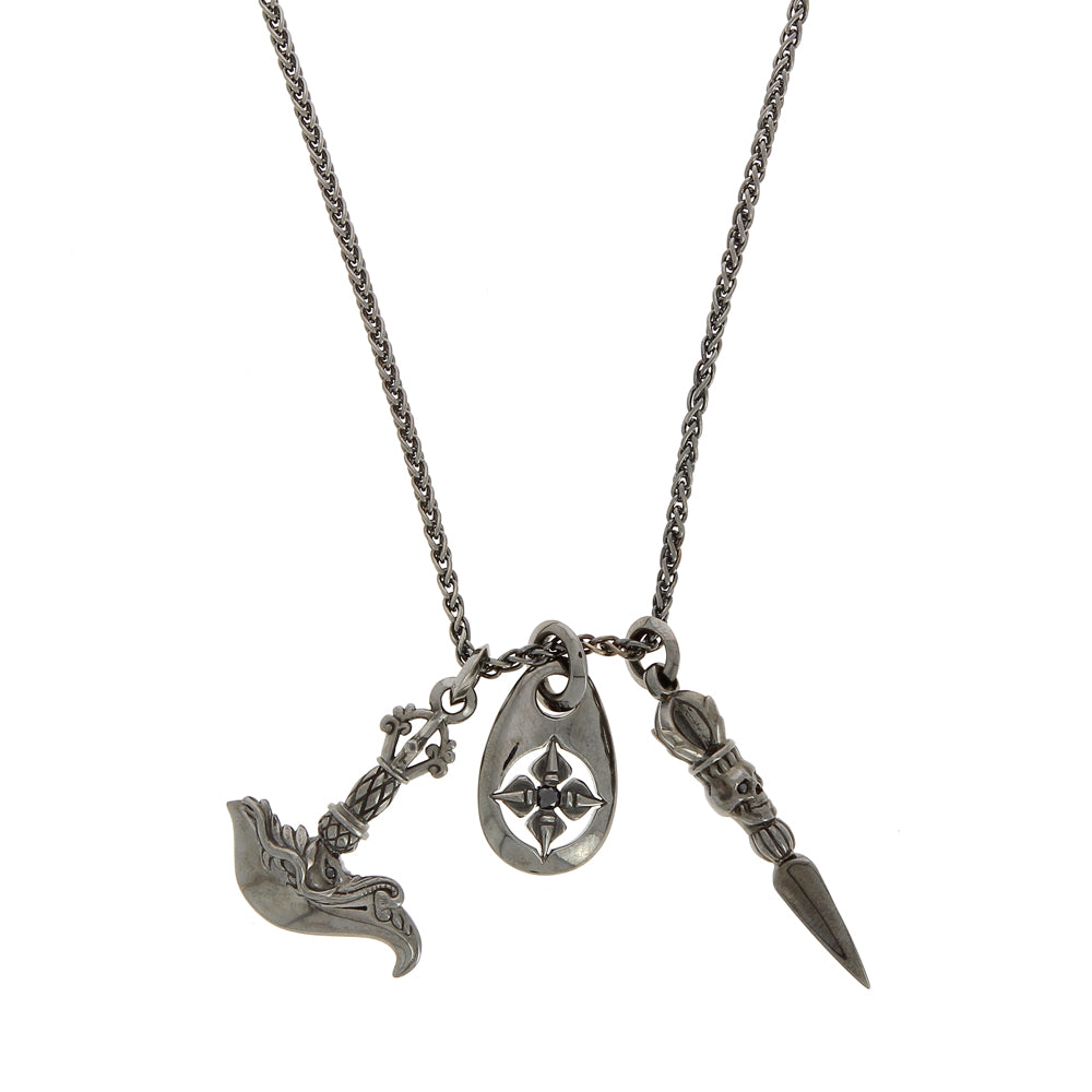collier homme protection