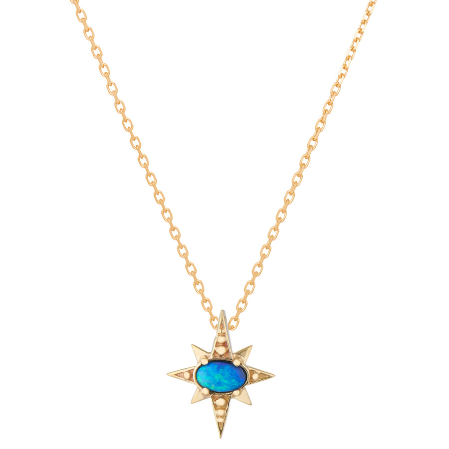 Collier Sun And Opal - Céline D'Aoust - Colliers pour femme - Mad Lords