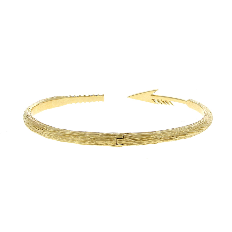 Mad Precious Short Gold Arrow - Mad Precious - Bracelets pour homme - Mad Lords
