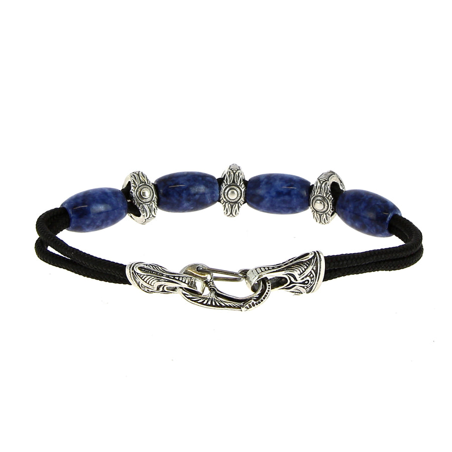 Bracelet Sodalite - William Henry - Bracelets pour homme - Mad Lords