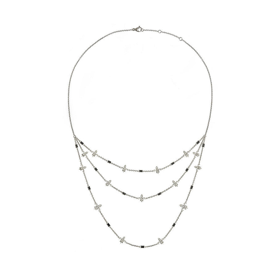 Collier 3 Rangs Chouchane - Laura Sayan - Colliers pour femme - Mad Lords
