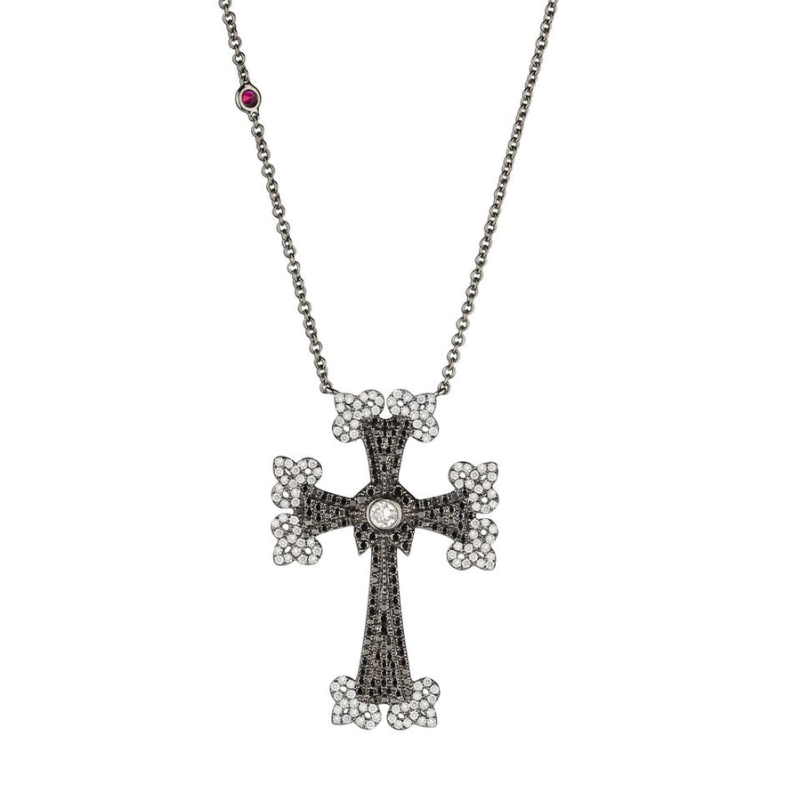 Collier Arev Diamants - Laura Sayan - Colliers pour femme - Mad Lords