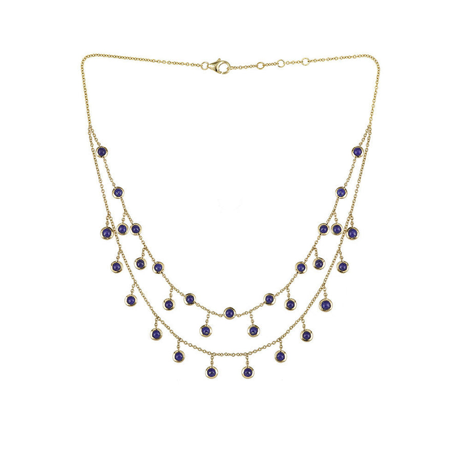 Choker Pampille Siran - Laura Sayan - Colliers pour femme - Mad Lords
