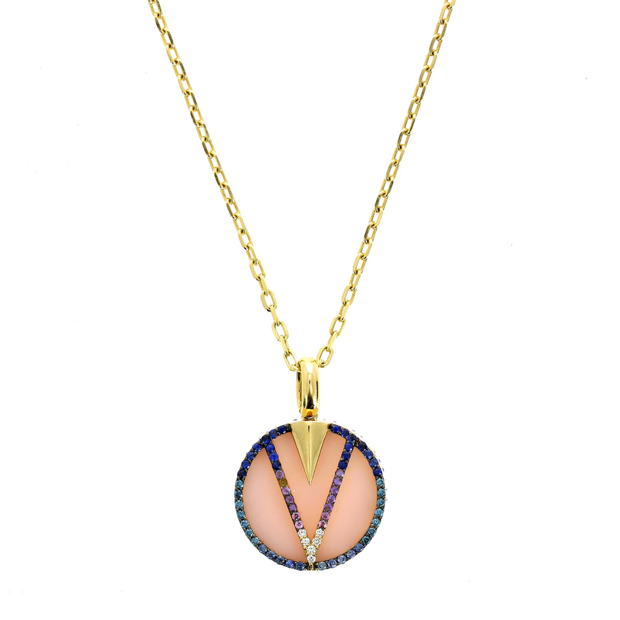 Collier Pink Charm