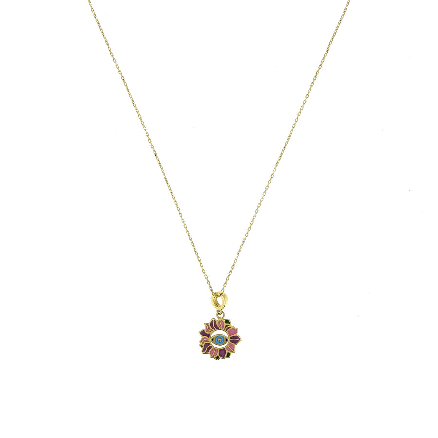 Collier Rich Kitsch Blossoming Eye