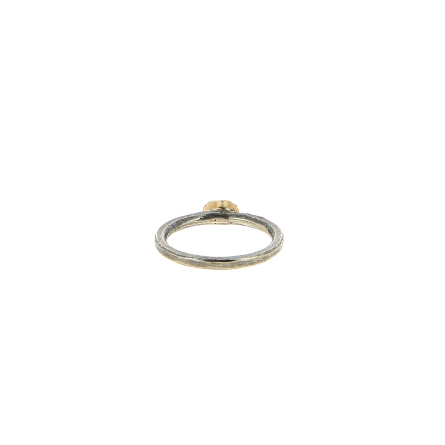 Bague Rubis - Rusty Thought - Bagues pour femme - Mad Lords