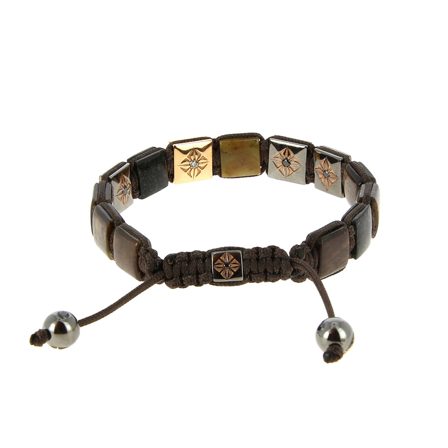 Bracelet Brown LOCK