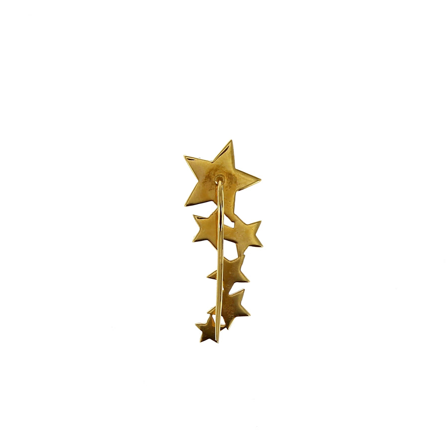 Boucle d'oreille Star Light