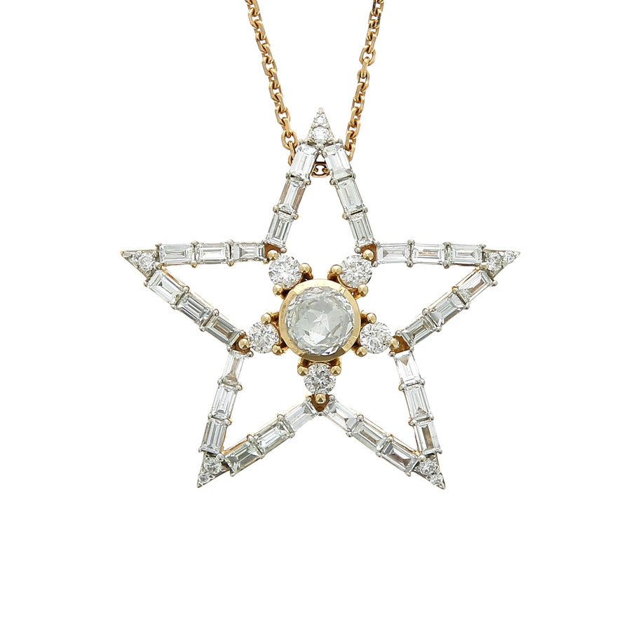 Collier Star Light