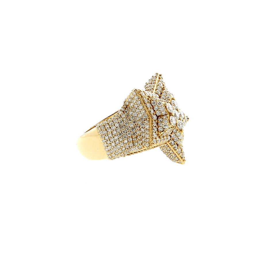 Bague Star Light