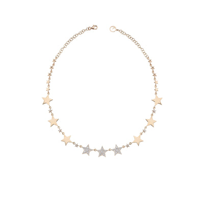 Collier Star Léger Sirius