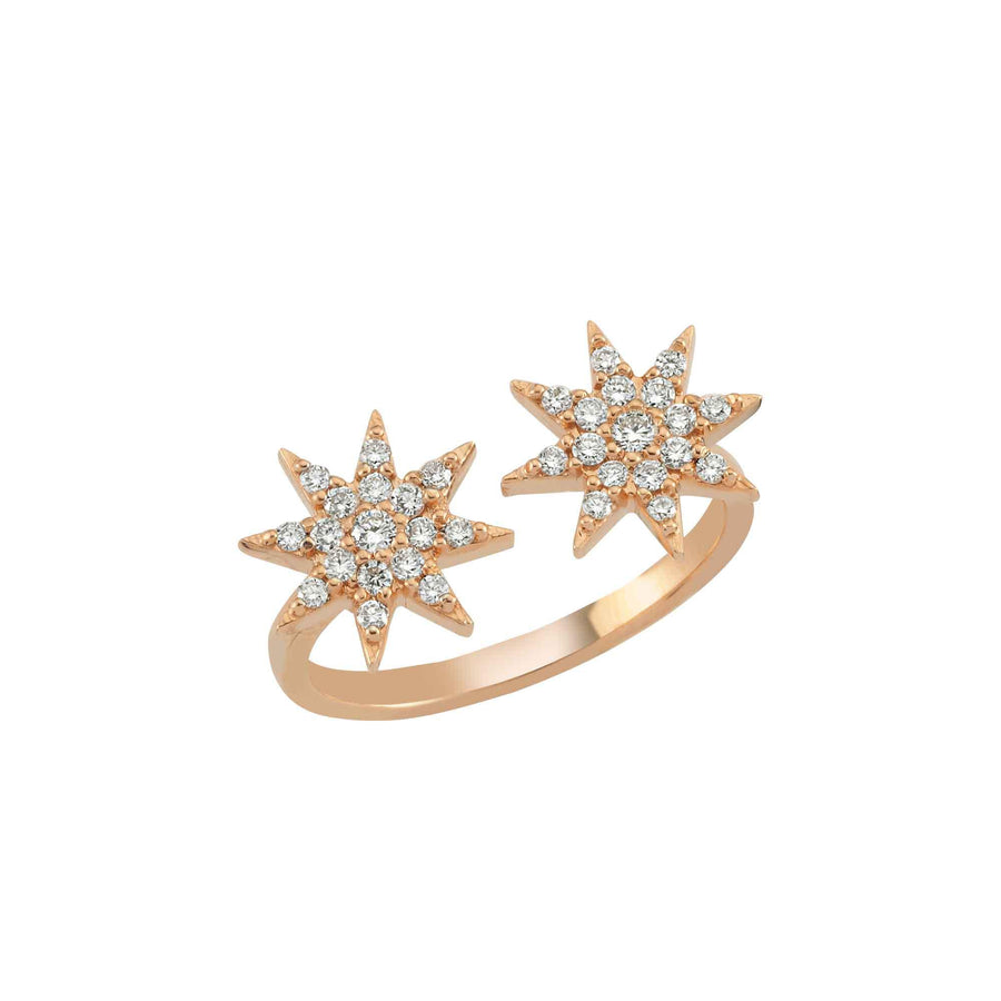 Bague Star Light Venus Star