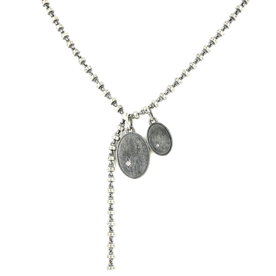 The Omni with Charm Necklace