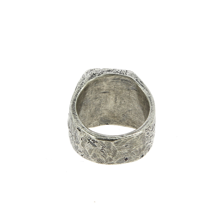 Bague torn stone