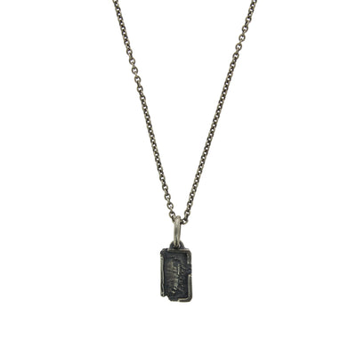 Collier tour plate - Tobias Wistisen - Colliers pour homme - Mad Lords