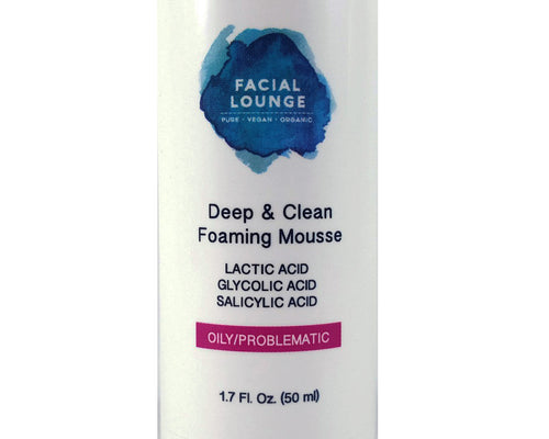 Deep & Clean Foaming Mousse