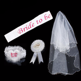 Bachelorette Party Bride To Be Complete Accessories