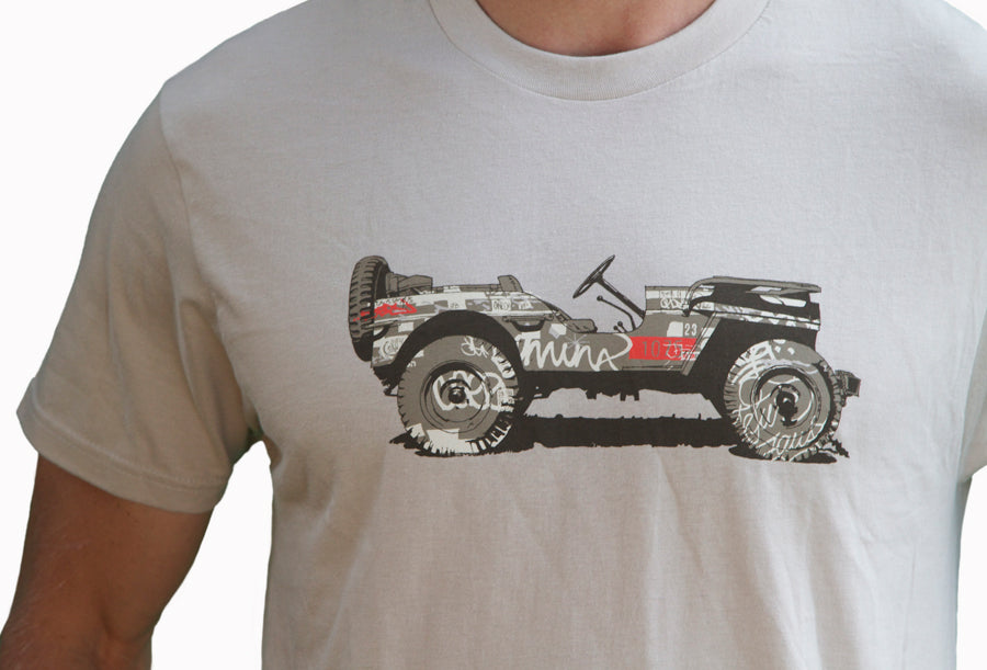Willys Jeep Tee