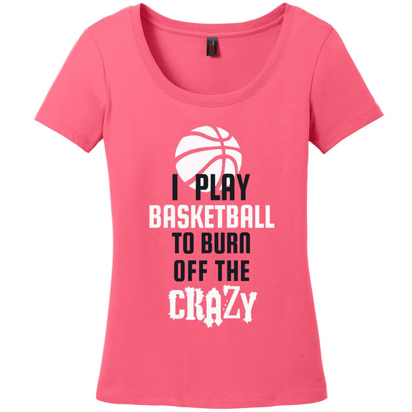 Burn off the Crazy-Basketball - Women's Scoop