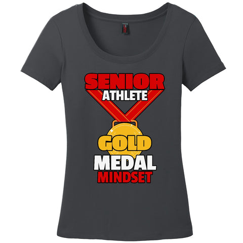 Gold Medal Mindset - Women's Scoop