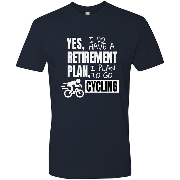 Retirement Plan - Cycling - Men's Premium Crew