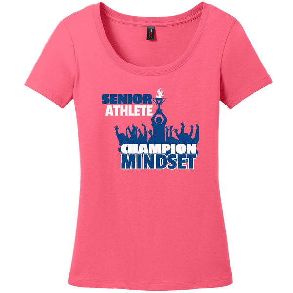 Champion Mindset - Women's Scoop