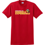 Powered By Wisdom & Experience - Men's Crew
