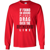 If Found On Ground... - Men's Long Sleeve T-Shirt