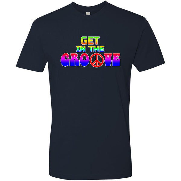 Get In The Groove-Men's Premium Crew