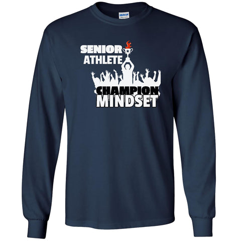 Champion Mindset - Men's Long Sleeve T-Shirt